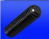 12.9级DIN913 内六角平端(紧定)机米螺丝-发黑