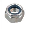 DIN985尼龙锁紧螺母-碳钢蓝白锌