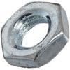 4级-GB6172六角薄螺母  蓝白锌