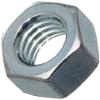 4级  DIN934六角螺母-蓝白锌