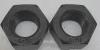 10级35CRMO GB6171细牙六角螺母-淬黑