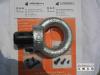 DIN580公制吊环螺栓-蓝白锌