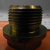 碳钢 DIN910外六角螺塞-黑色